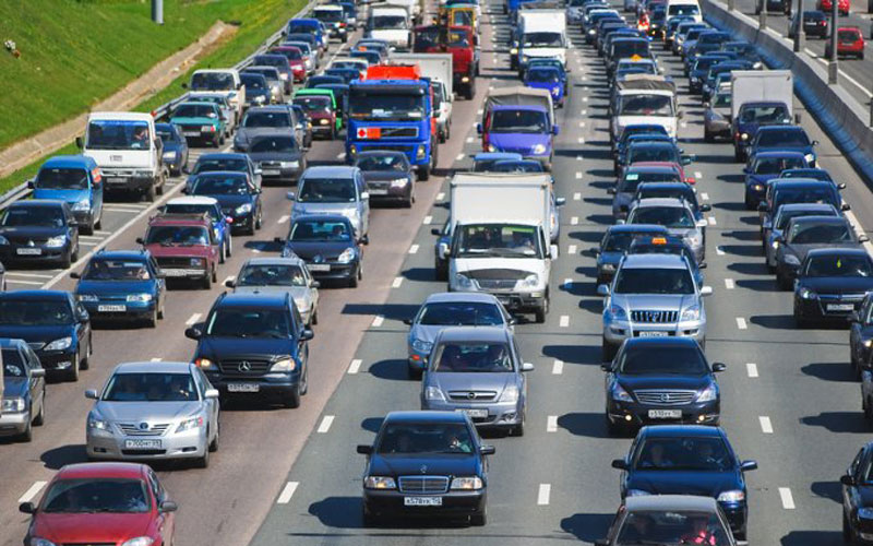 Новые стандарты помогут уменьшить пробки на дорогах и сэкономить время